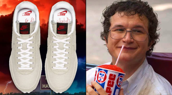 Where to buy Stranger Things x Nike - Upside Down edition