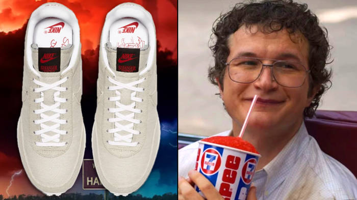 Stranger Things x Nike 'Upside Down' shoes have tribute to Alexei hidden inside