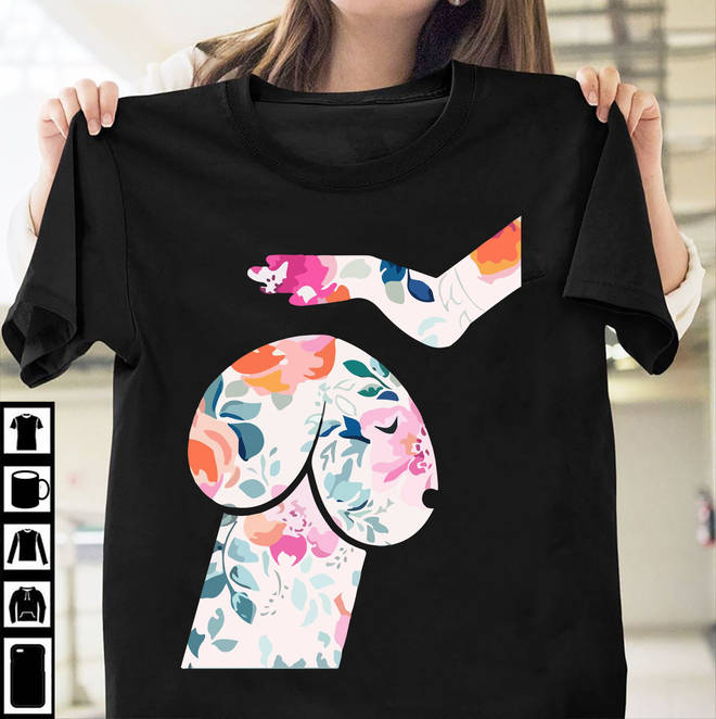 Does this t-shirt looks like a dog... or a dick?