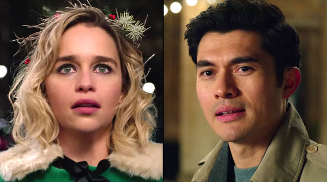 Is Henry Golding a ghost in Last Christmas?