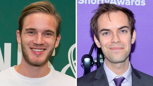 PewDiePie deletes videos and apologises to JacksFilms after copying claims by fans