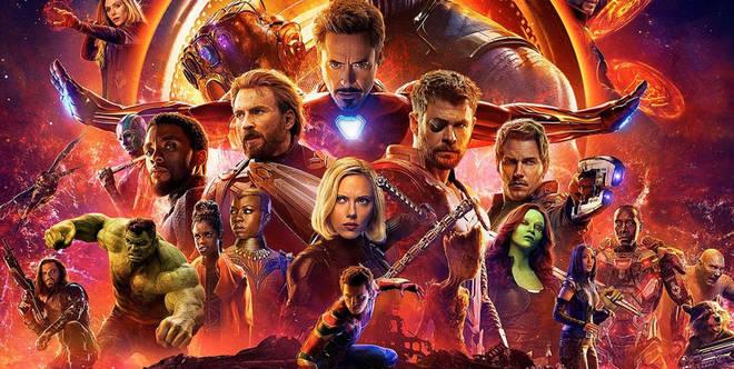 QUIZ: Which 'Avengers: Infinity War' Character Are You? - PopBuzz