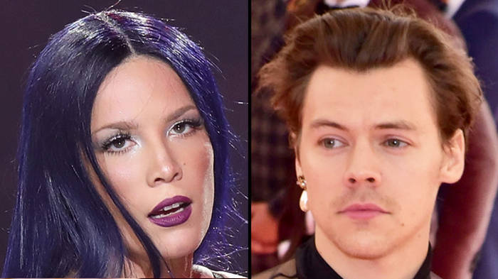 Halsey clarifies 'shady' comments about Harry Styles' songwriting abilities