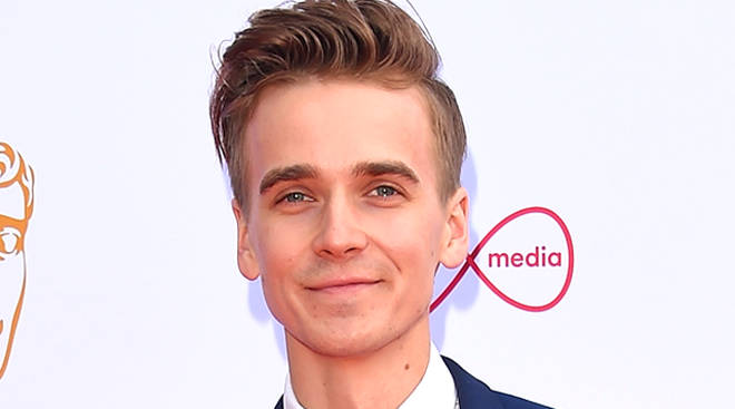 Joe Sugg at the Baftas