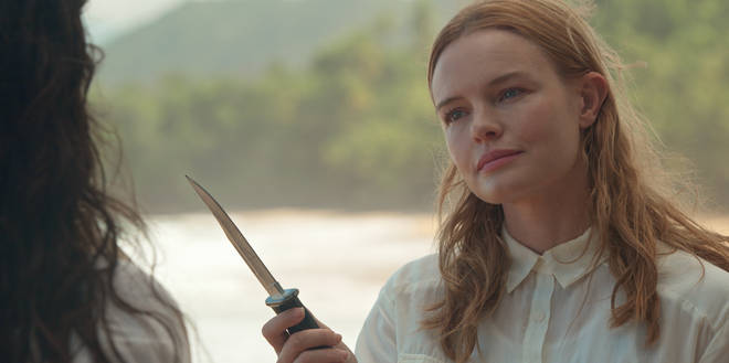 Kate Bosworth in 'The I-Land'