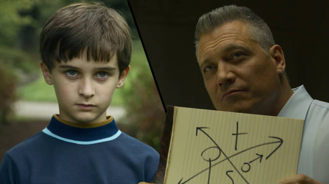 Mindhunter's storyline about Bill Tench's son Brian was