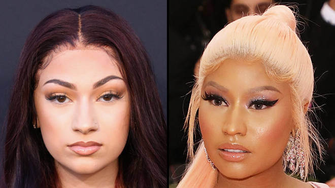 "Bhad Bhabie calls Nicki Minaj fans ""brainwashed"" following ghostwriting accusations"