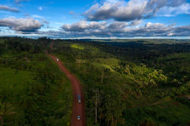 BRAZIL-AMAZONIA-DEFORESTATION