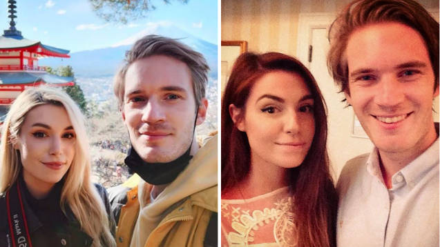 PewDiePie get emotional about Marzia Bisognin in unearthed video
