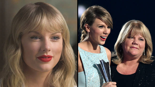Taylor Swift's 'Soon You'll Get Better' lyrics are about her mum's cancer