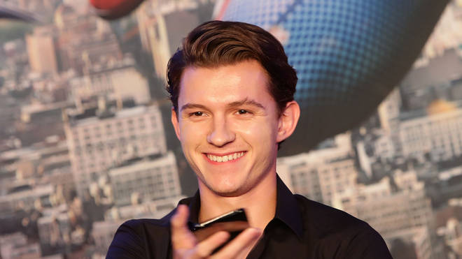 Tom Holland Spiderman Press Conference