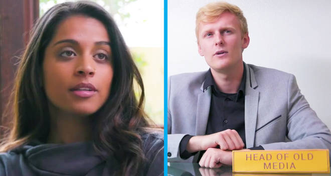 lilly singh youtubers video