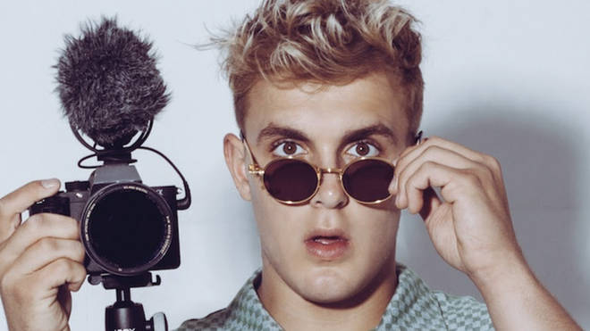 Jake Paul's camera and vlogging equipment