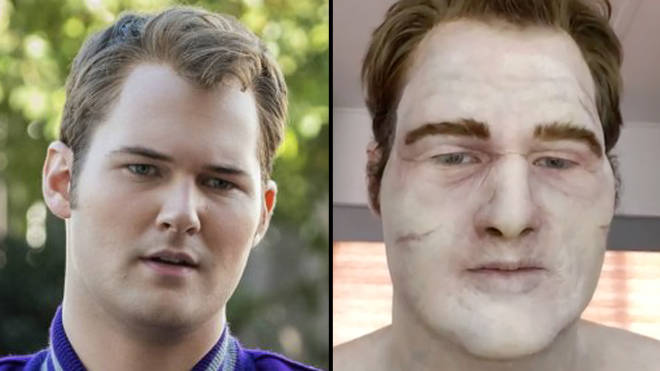 13 Reasons Why's Justin Prentice shows how he transformed into dead Bryce Walker in season 3