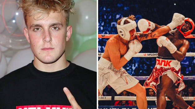 Jake Paul is offering $500,000 to any YouTuber who can beat him in a boxing match