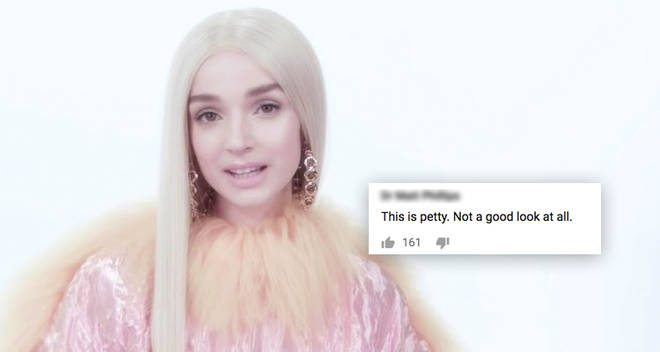 poppy mars argo drama video