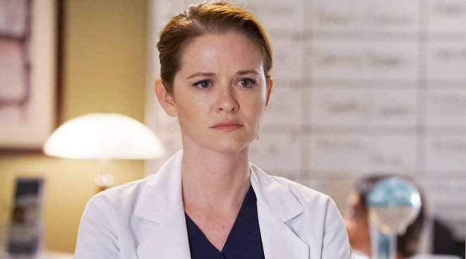 April Kepner Dead Alive Grey's Anatomy