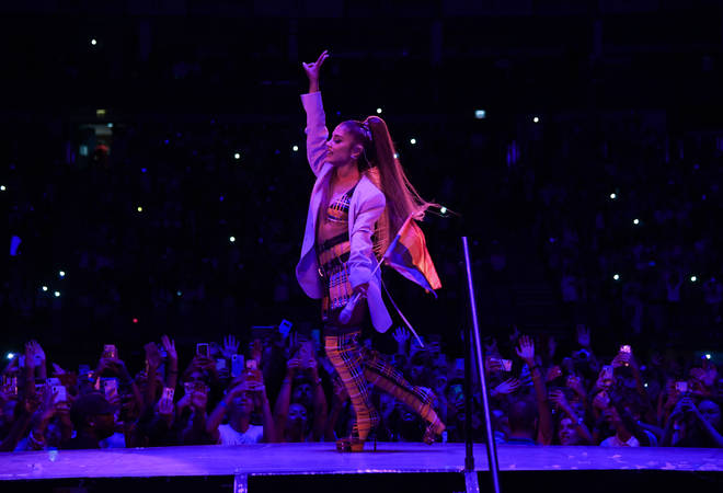 """Ariana Grande """"Sweetener World Tour"""" - London"""