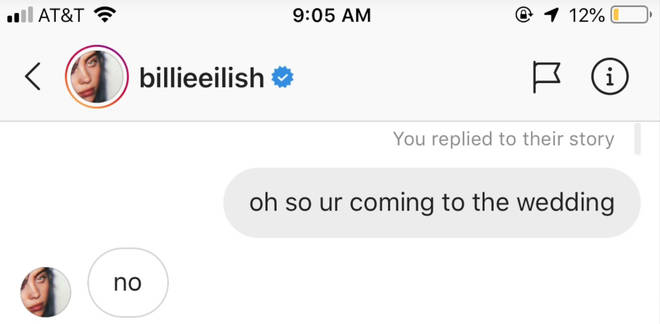 Billie Eilish unfollows Tana Mongeau