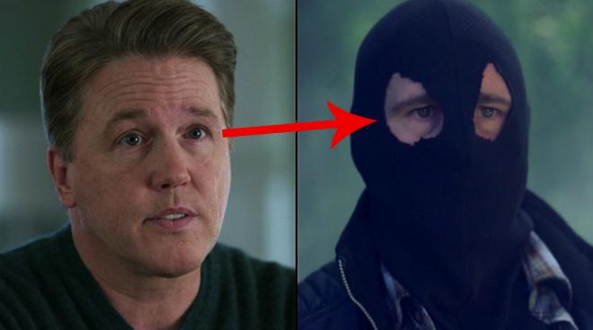 Hal Cooper Riverdale Black Hood