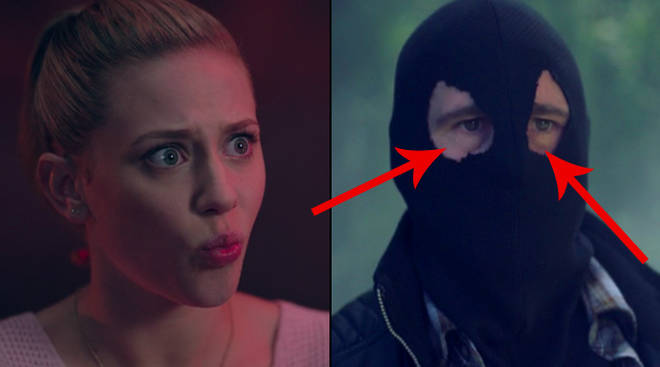 Riverdale Black Hood Eyes