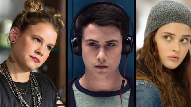 13 Reasons Why: Skye, Clay & Hannah