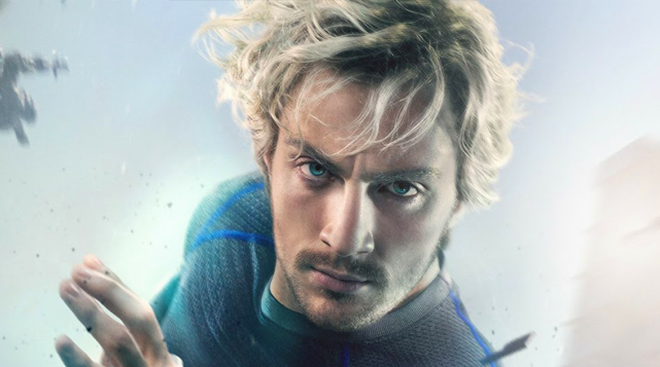 Quicksilver Avengers 4 Aaron Taylor Johnson
