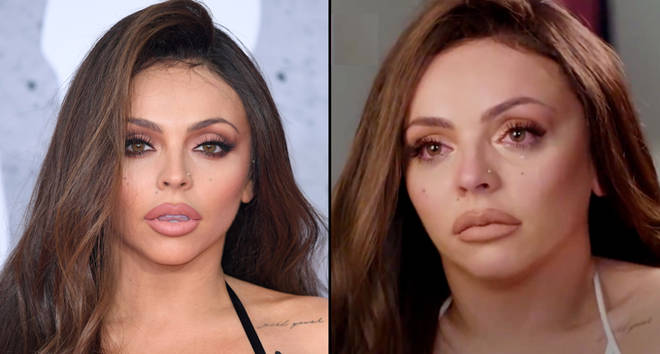 Jesy Nelson attends The BRIT Awards 2019, on Odd One Out.