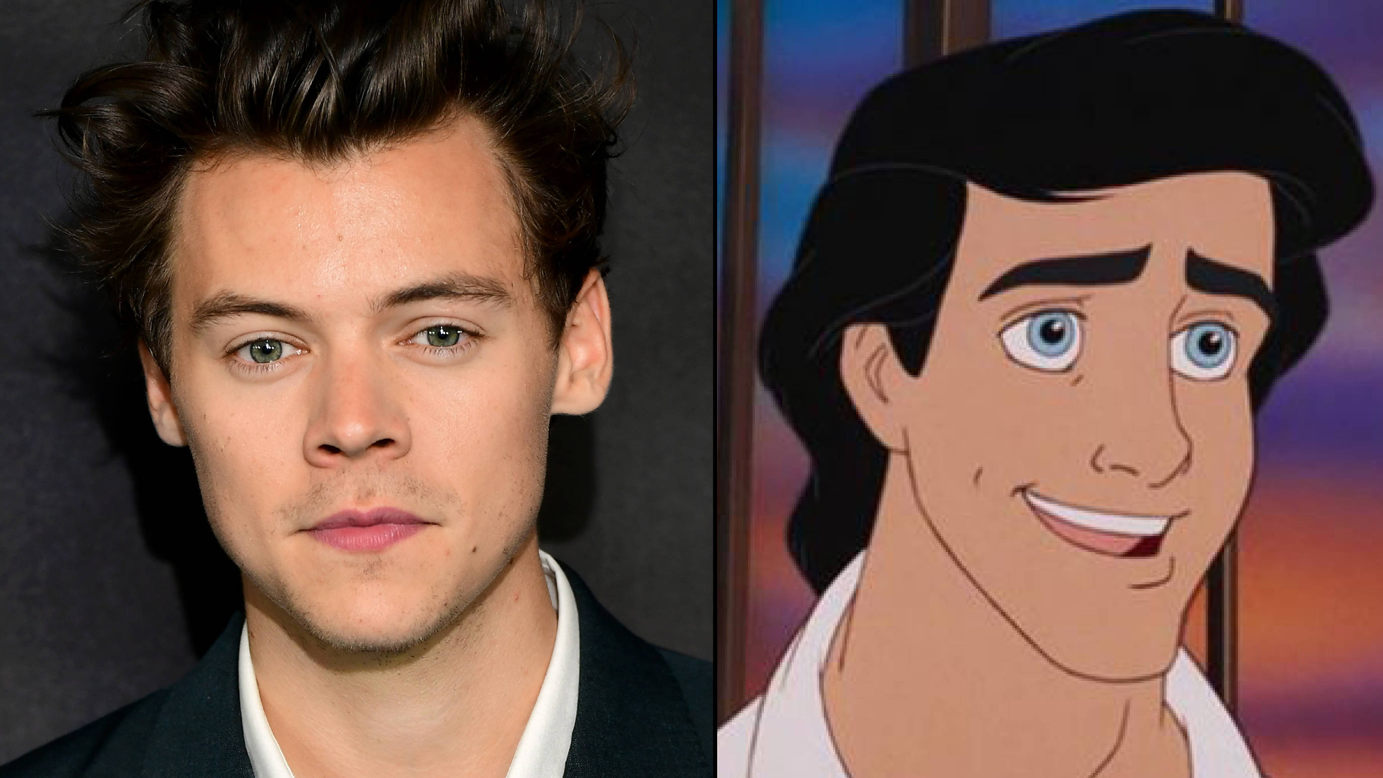 Harry Styles reveals why he turned down Little Mermaid Prince Eric role