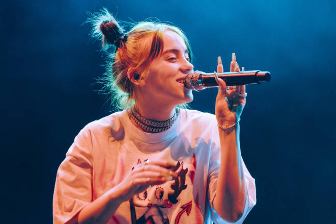 Billie Eilish Concert In Madrid