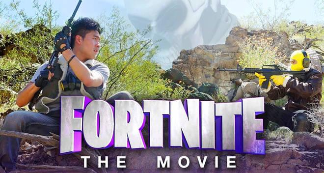fornite movie video
