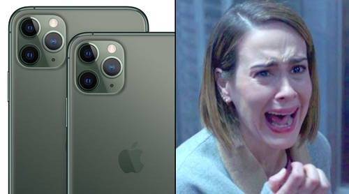 The New Iphone 11 Pro Three Lens Camera Is Triggering People S