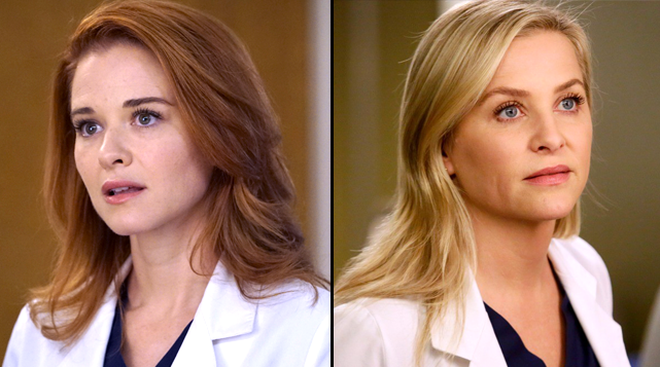Heres How Greys Anatomy Said Goodbye To April Kepner And Arizona