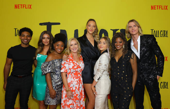"""Premiere Of Netflix's """"Tall Girl"""" - Red Carpet"""
