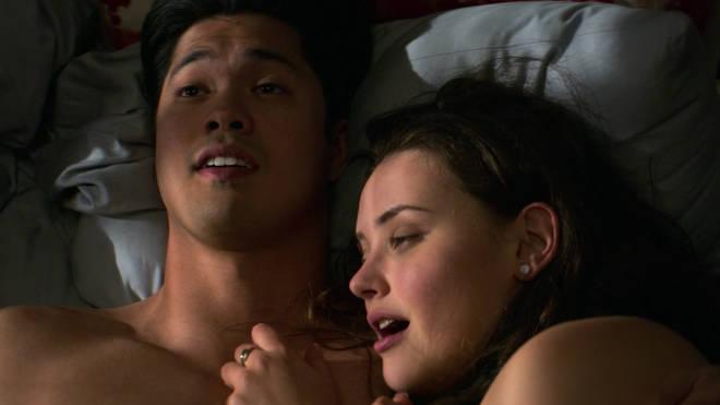 13 Reasons Why Season 2 Hannah and Zach