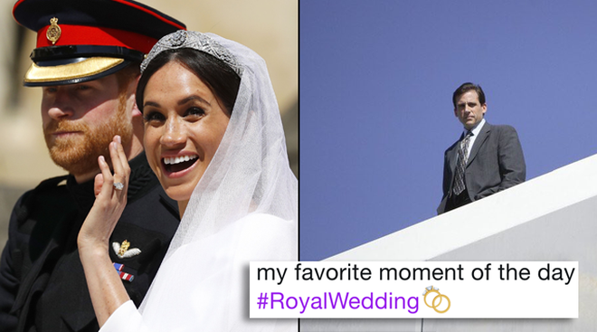 Royal Wedding Memes Harry Meghan