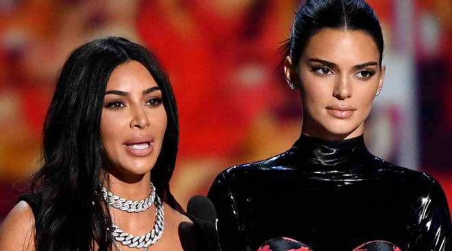 Did the Emmys audience laugh at Kim and Kendall?