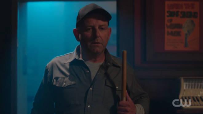 Joseph Svenson in Riverdale