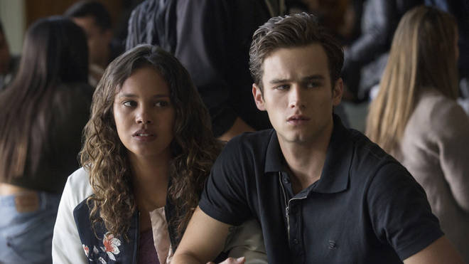 13 Reasons Why Alisha Boe And Brandon Flynn