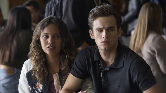 13 Reasons Why Alisha Boe And Brandon Flynn