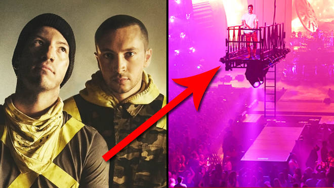"Twenty One Pilots fans accuse The Chainsmokers of ""ripping off"" The Bandito Tour with The World War Joy Tour"