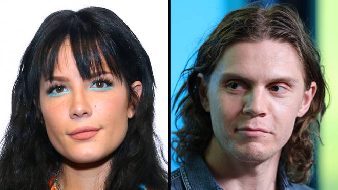 Halsey's old Evan Peters thirst tweets resurface following recent photos together