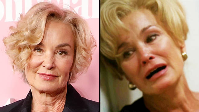 Jessica Lange says she won't return to American Horror Story after The Politician