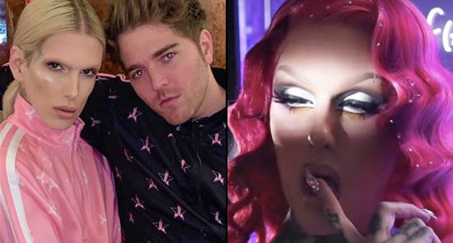Jeffree Star and Shane Dawson.