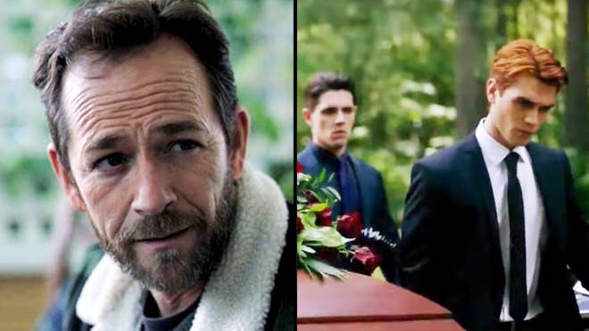Riverdale season 4 trailer: Archie cries at Fred's funeral in heartbreaking Luke Perry tribute episode