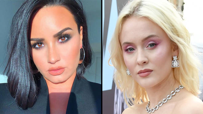 "Zara Larsson calls out Demi Lovato for not ""choosing sides"" between Israel and Palestine"