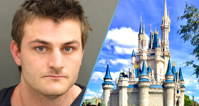 active shooter prank disney world