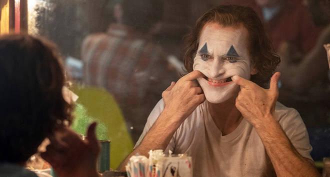 The 'Joker' movie.