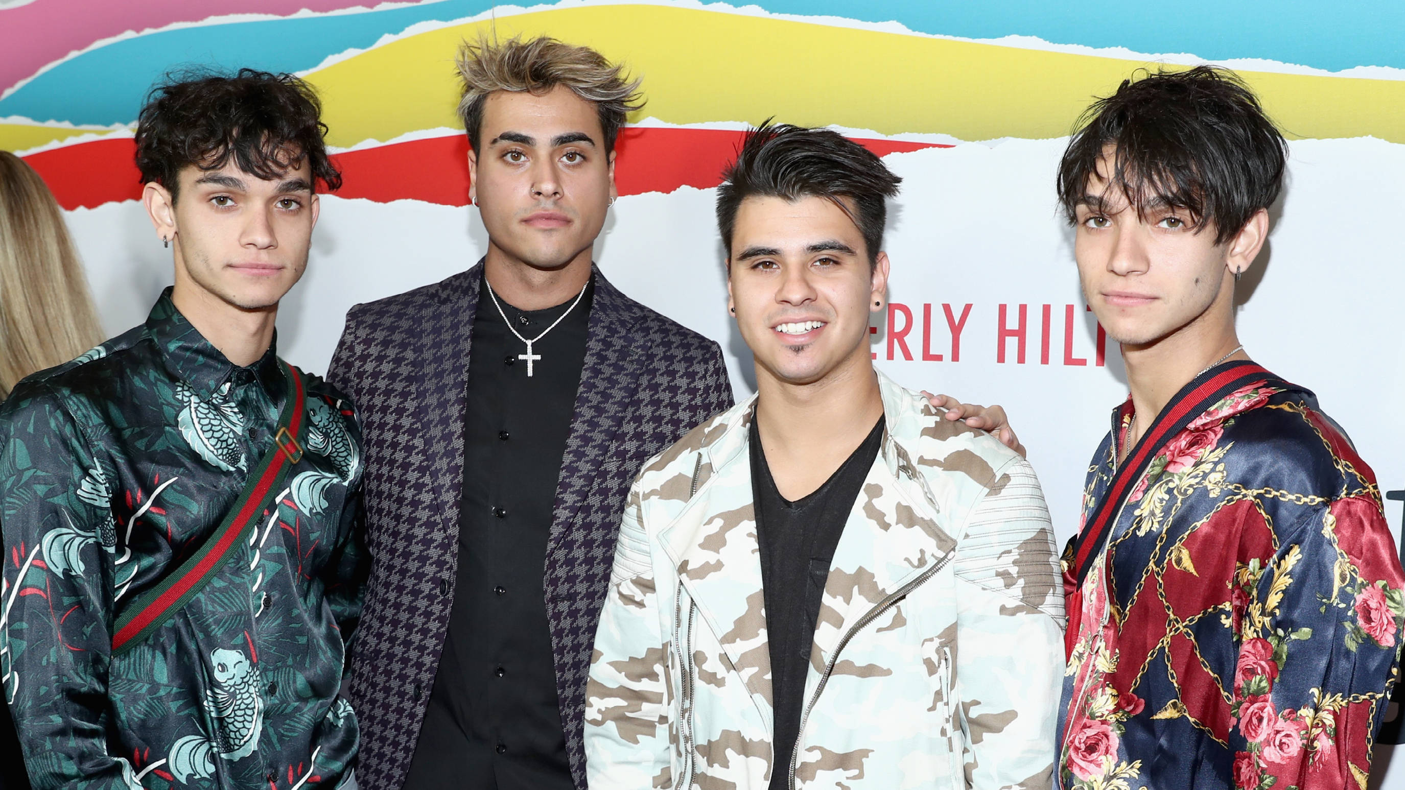 """The Dobre Brothers apologise after """"awkward"""" meet and greet goes viral - PopBuzz"""