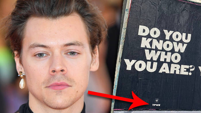 Harry Styles teases new music with cryptic 'Do You Know Who You Are?' posters